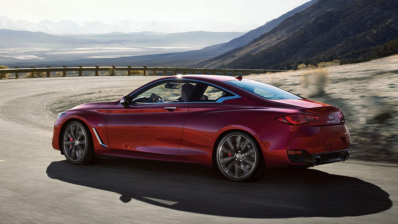 Q60 Red Sport 400 Wheel Choices? - Infiniti Q60 Forum