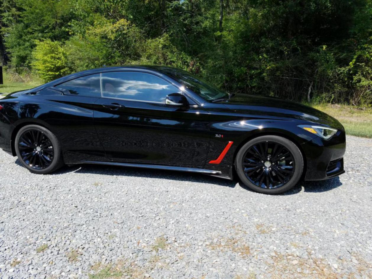 infiniti q60 blacked out. infiniti q60 blacked out i