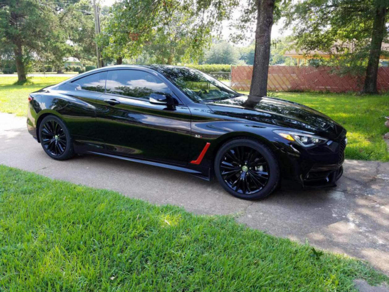 infiniti q60 blacked out. infiniti q60 blacked out forum