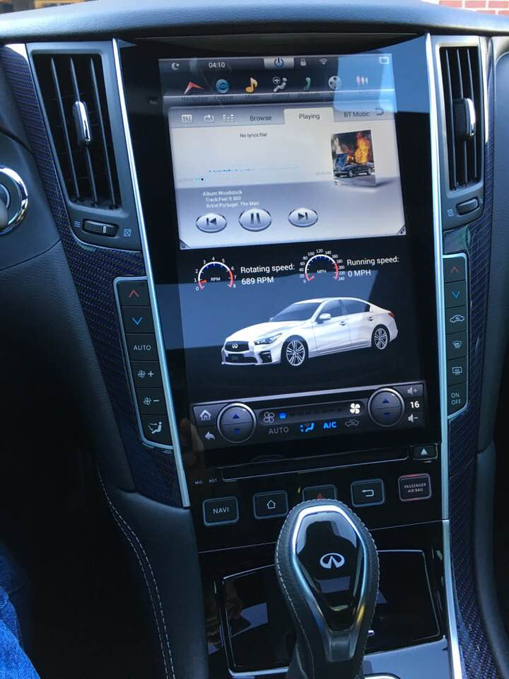 Tesla Style Android Unit! - Page 3 - Infiniti Q60 Forum