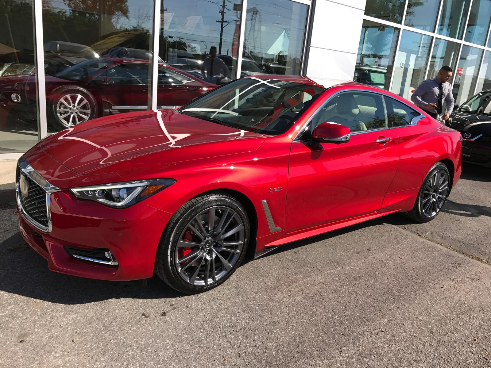My Q60 Red Sport (Red) - Infiniti Q60 Forum